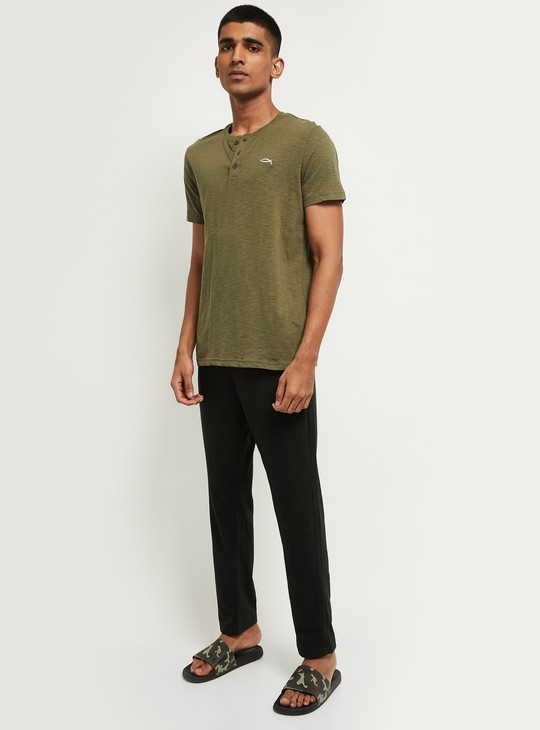 MAX Solid Full Length Lounge Pants