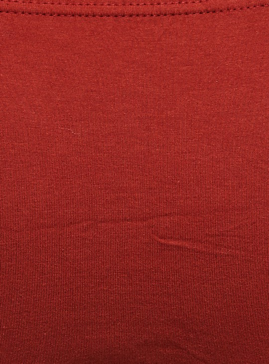 MAX Antibacterial Solid Knitted Briefs - Pack of 3