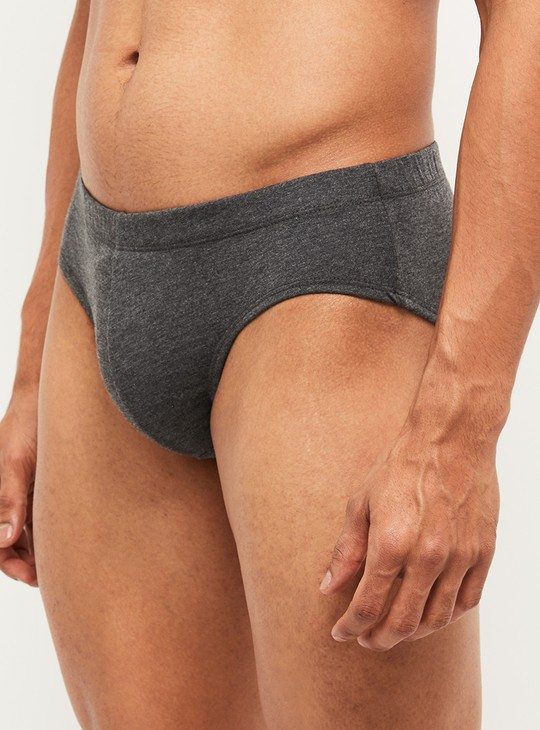 MAX Solid Briefs - Set of 3