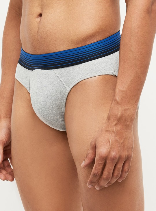 MAX Striped Briefs - Pack of 2