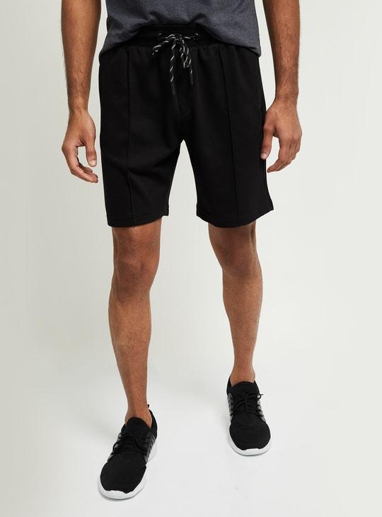 MAX Solid Knit Bottom Shorts