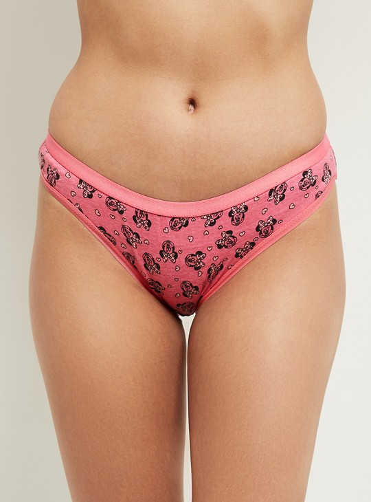 MAX Printed Bikini Panties - Pack of 3