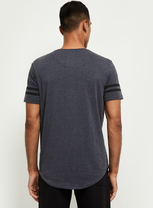 MAX Solid Knitted T-shirt