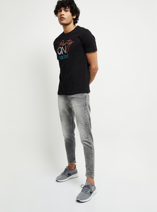 MAX Faded Carrot Fit Jeans