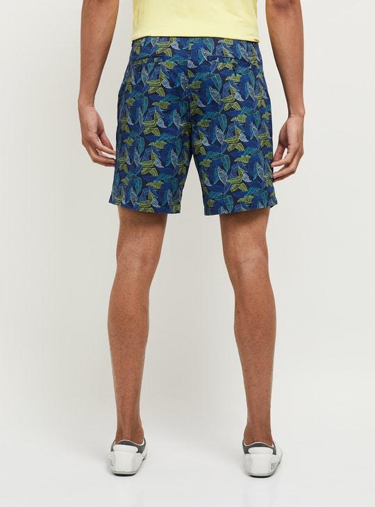 MAX Tropical Print Shorts