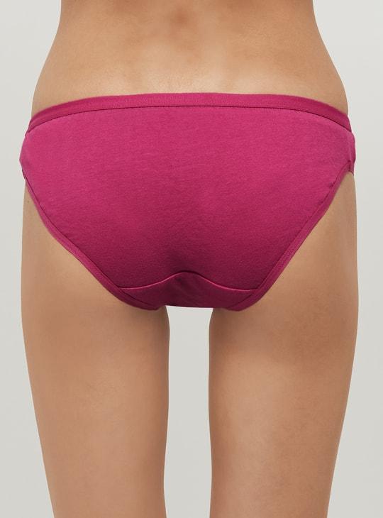 MAX Printed Bikini Panty - Pack of 3