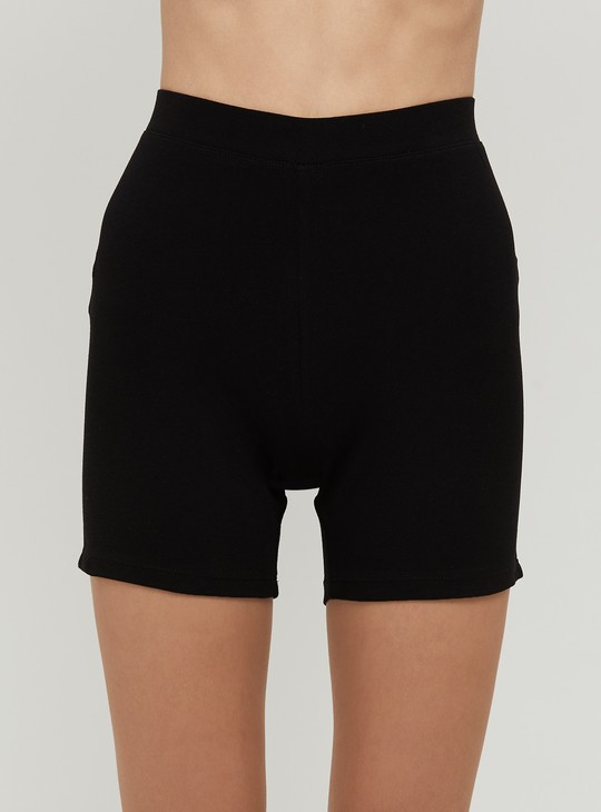 MAX Solid Elasticated Boy Shorts