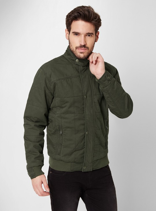MAX High Neck Jacket