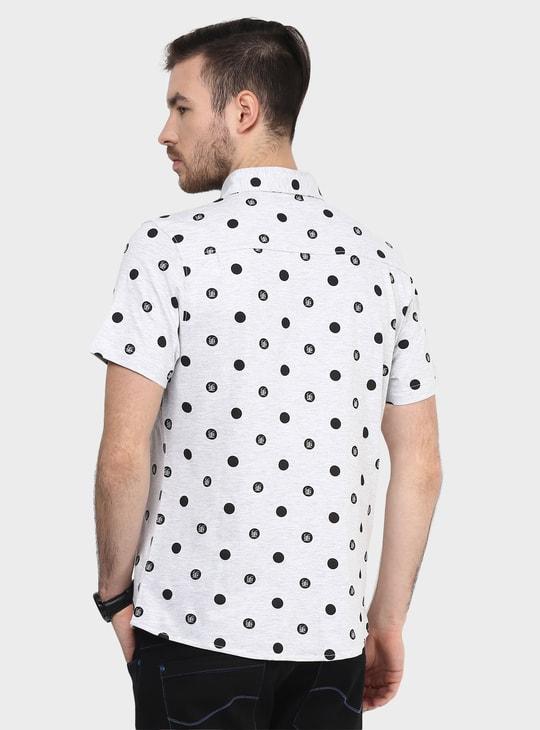 MAX Retro Polka Shirt