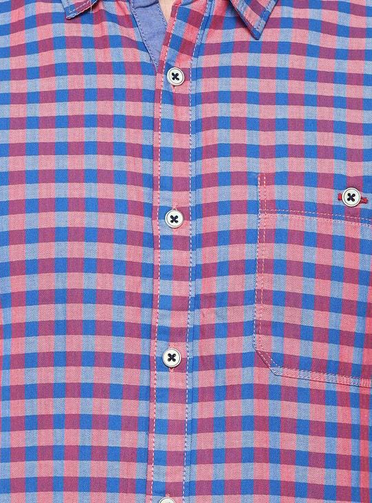 MAX Gingham Checks Shirt