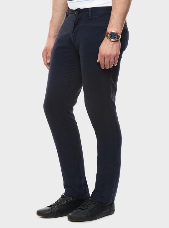 MAX Slim Fit Cotton Pants