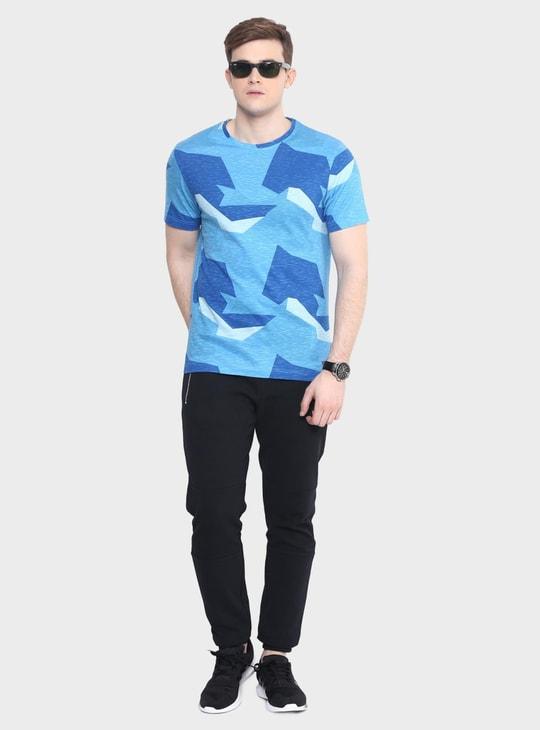 MAX Angular Dimensions Printed T-Shirt
