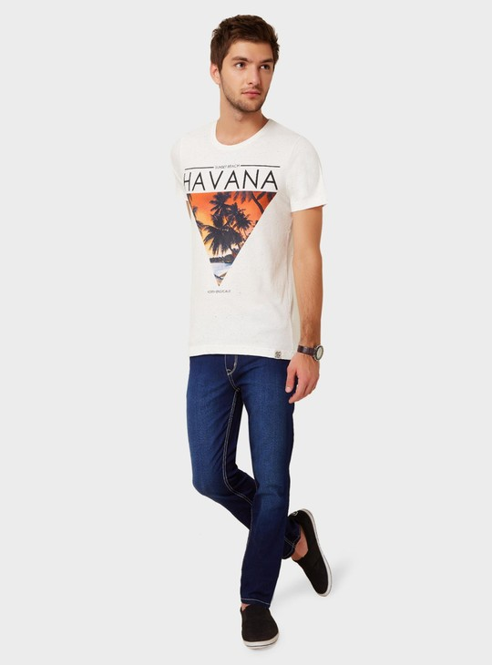 MAX Havana Graphic Print T-Shirt
