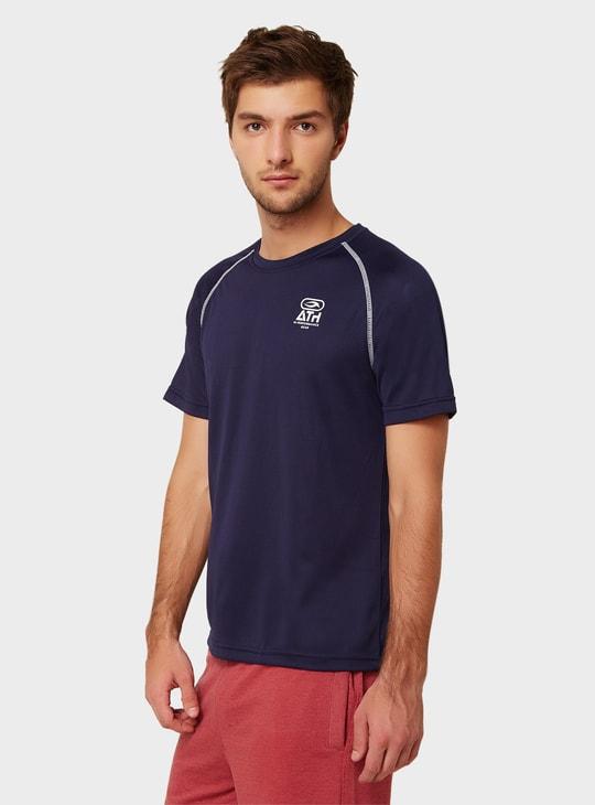MAX Sporty Raglan Sleeves T-Shirt