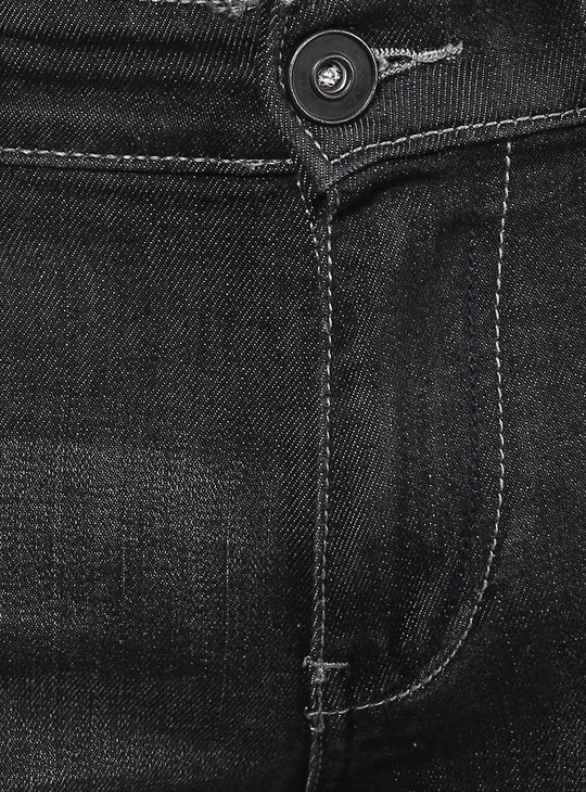 MAX Whiskered Slim Fit Jeans