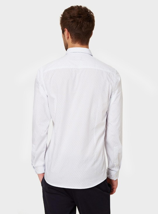 MAX Printed Slim Fit Shirt