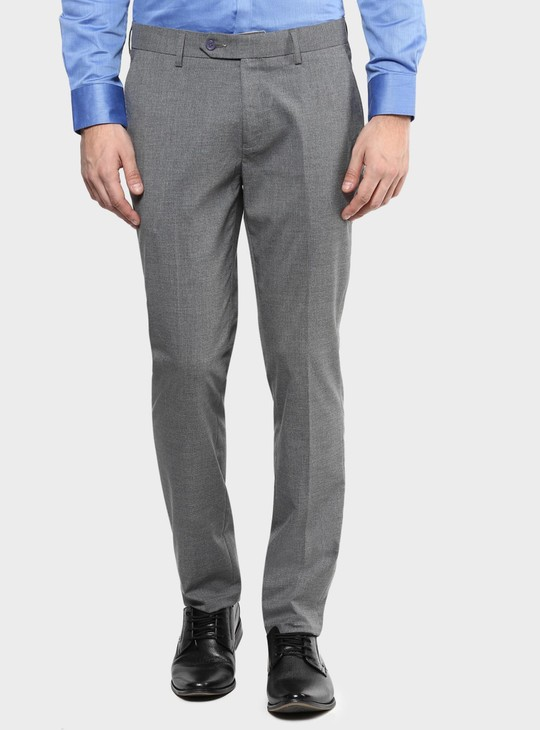 MAX Flat Front Trousers
