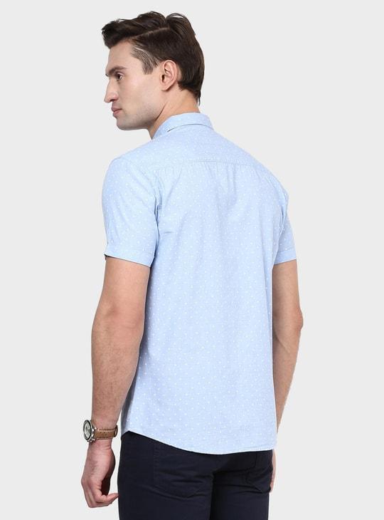 MAX Printed Slim Fit Shirt