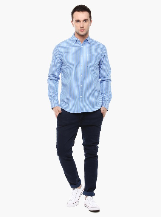 MAX Slim Fit Striped Shirt