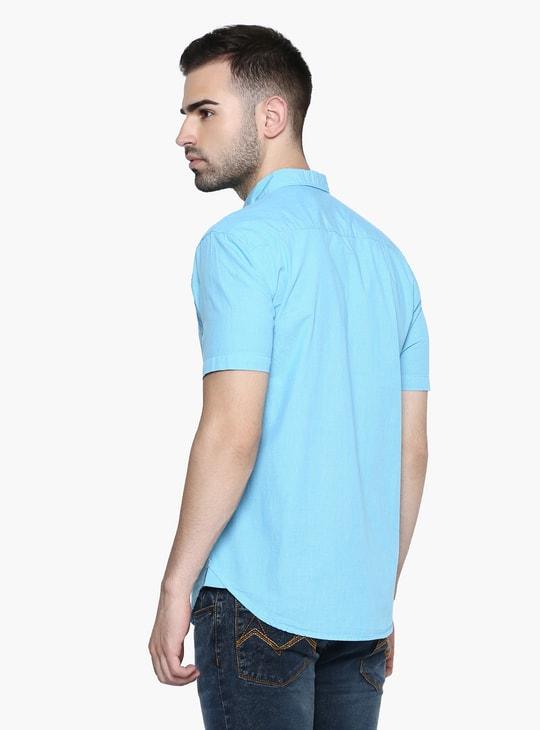 MAX Mini-Checks Half Sleeves Shirt