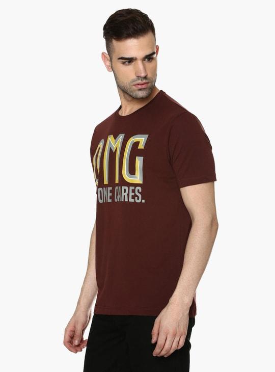 MAX Crew Neck Graphic T-Shirt
