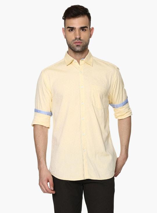 MAX Regular Fit Semi-Formal Shirt