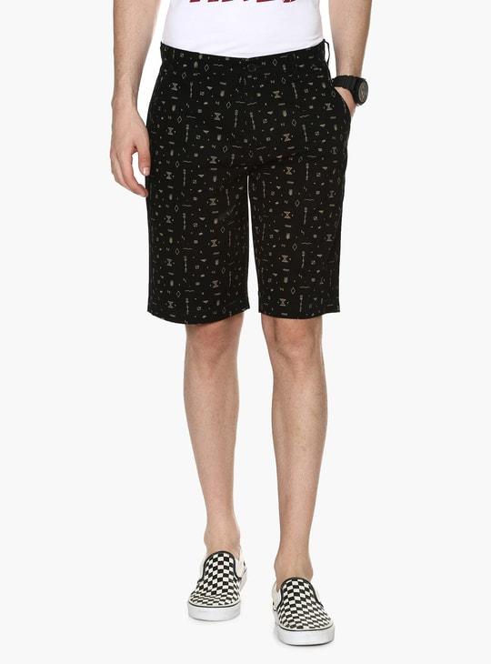 MAX Printed Casual Shorts
