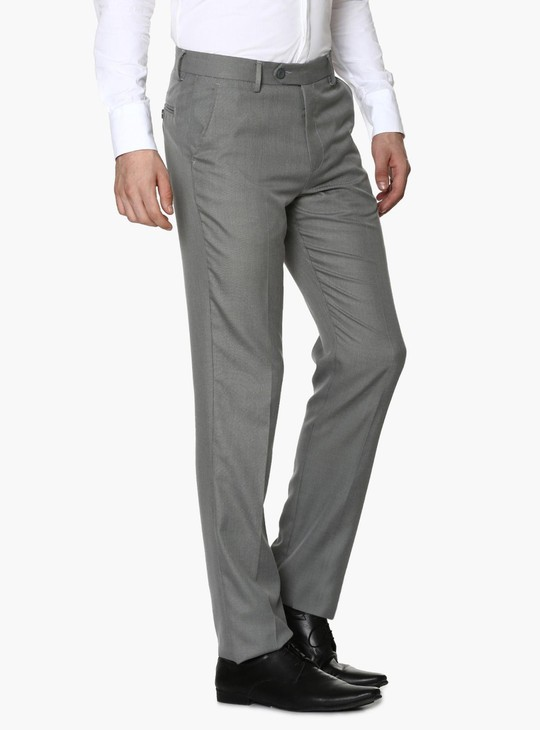MAX Slim Fit Formal Trousers