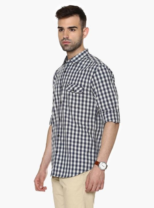MAX Melange Checks Shirt