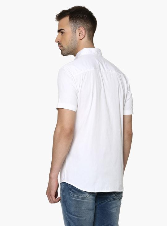 MAX Regular Fit Solid Shirt