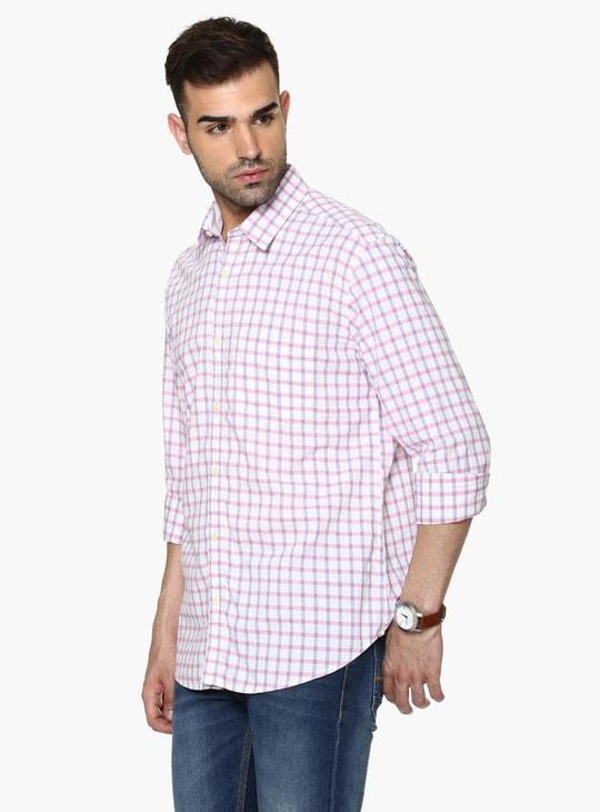 MAX Checks Regular Fit Shirt