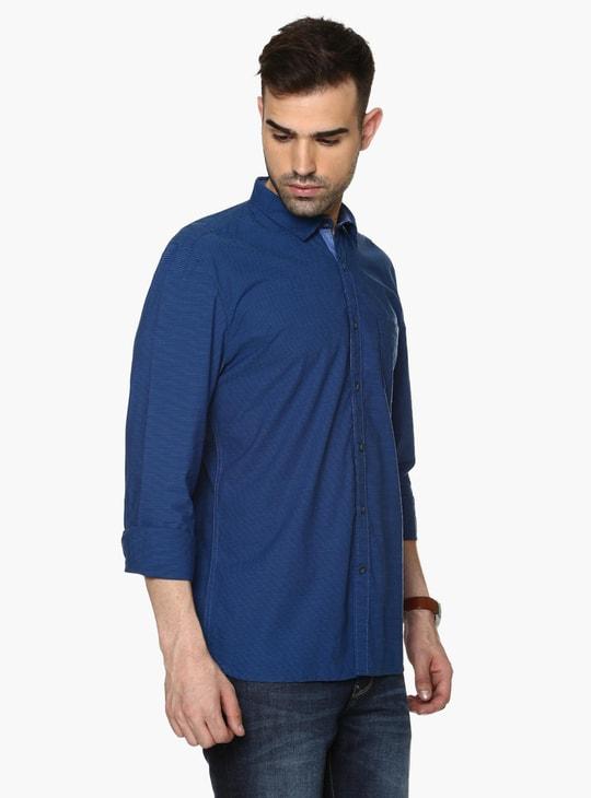 MAX Full Sleeves Slim Fit Shirt