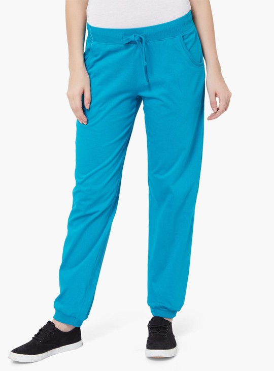 MAX Solid Cuffed Ankle Pyjamas