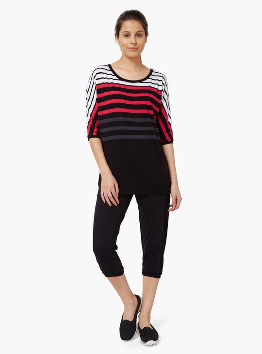 MAX Knitted Capris