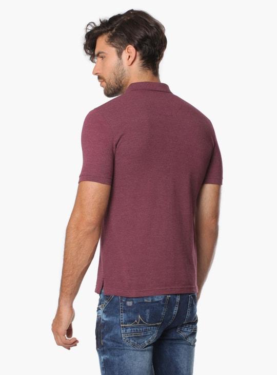MAX Pique Polo T-Shirt
