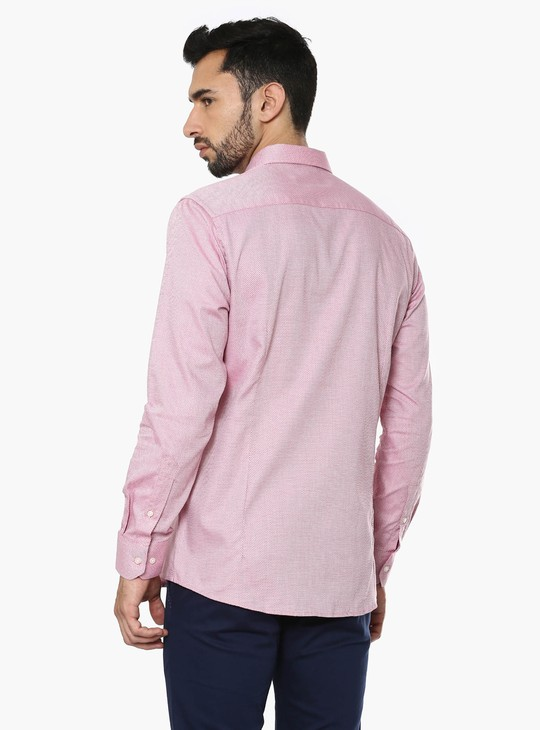 MAX Spread Collar Full Sleeves Shirt
