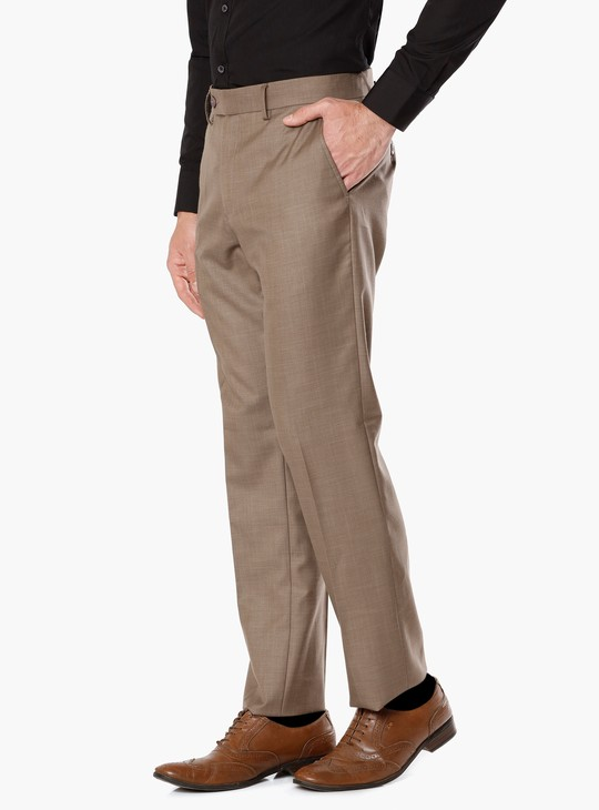 MAX Pocketed Formal Trousers