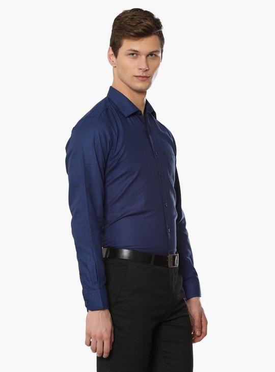 MAX Textured Slim Fit Shirt