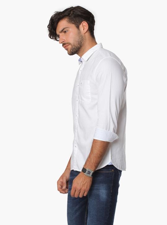 MAX Regular Fit Full Sleeves Shirt