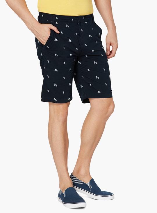 MAX Printed Low Rise Shorts