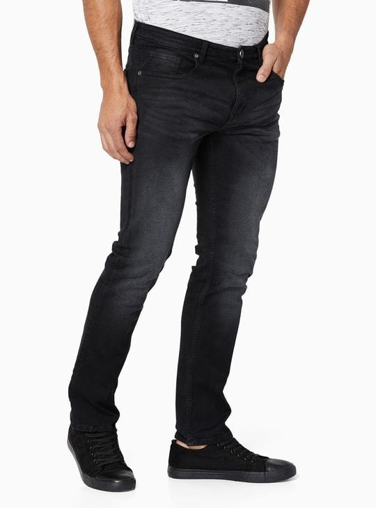 MAX Lightly Washed 5-Pocket Jeans