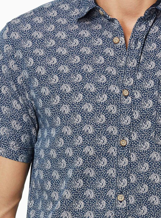 MAX All-Over Print Half Sleeve Shirt