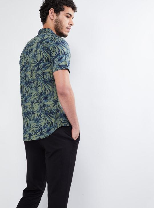 MAX Printed Short-Sleeve Shirt
