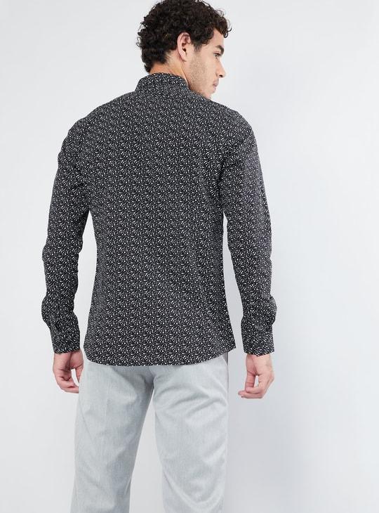 MAX Printed Full Sleeves Shirt