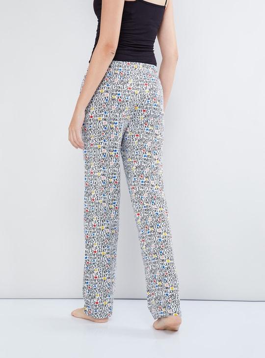 MAX Text Print Pyjamas