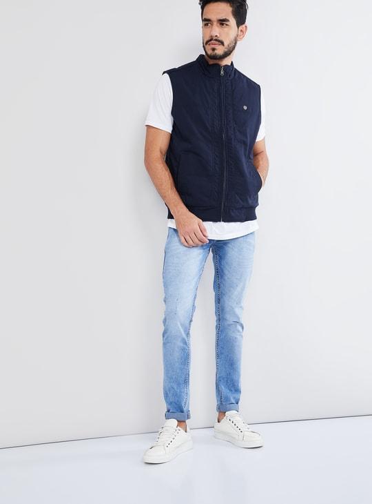 MAX Reversible Zip-up Jacket