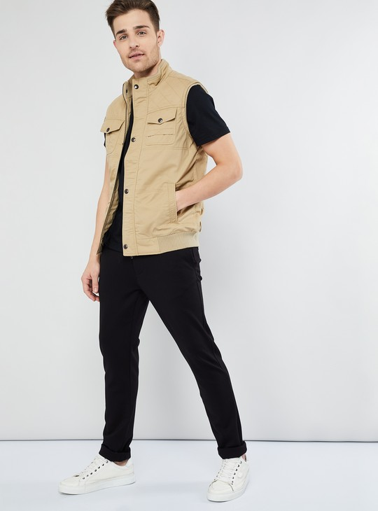MAX Quilted Gilet Jacket