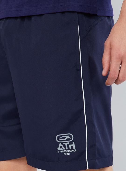 MAX Side Rib Sports Shorts