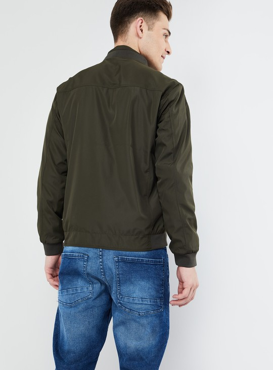 MAX Solid Reversible Jacket