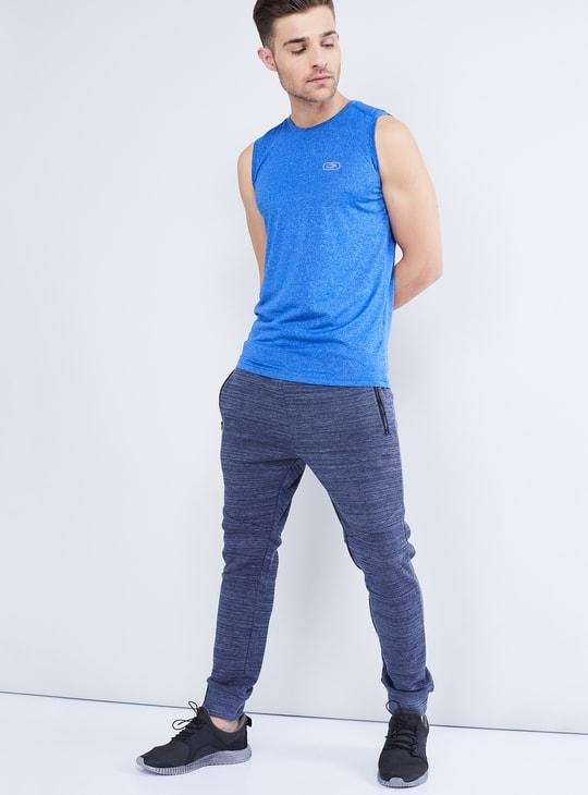 MAX Solid Sleeveless Training T-shirt